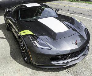 First Drive Review: 2017 Chevrolet Corvette Grand Sport