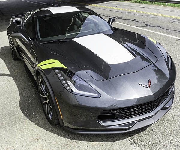 First Drive Review: 2017 Chevrolet Corvette Grand Sport