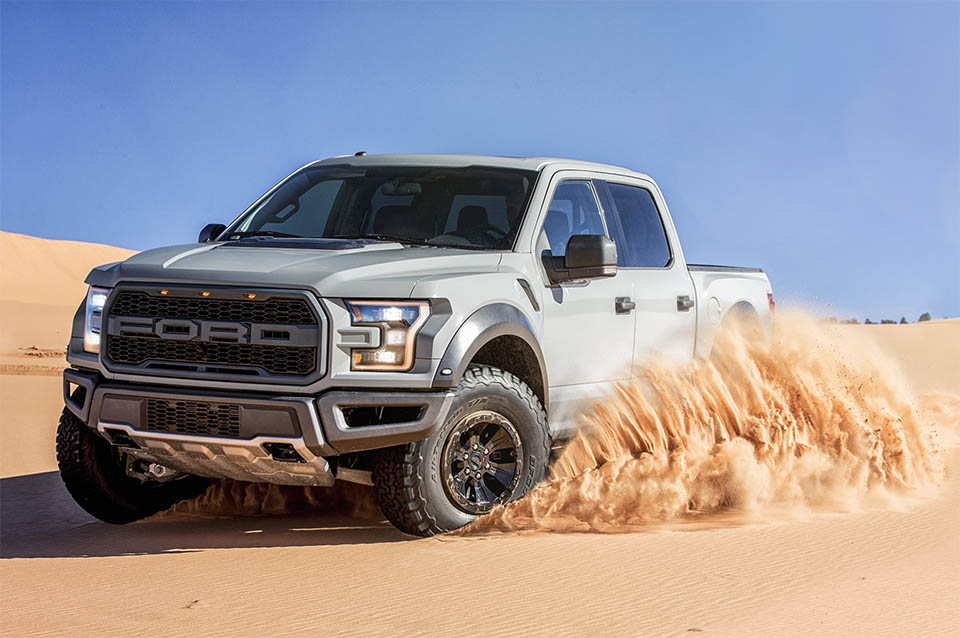 2017 Ford Raptor Price Guide Leaked