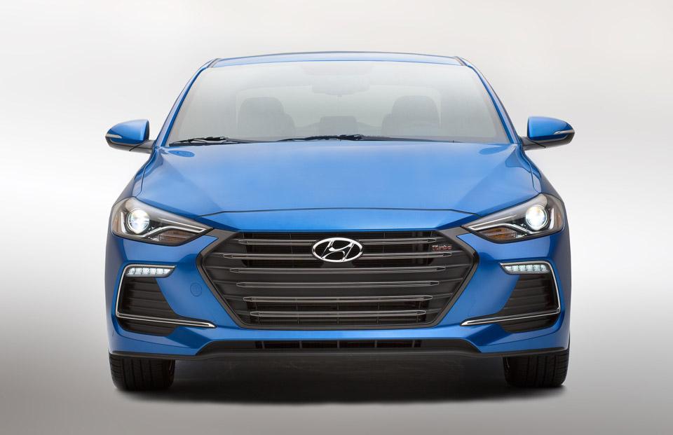 2017 Hyundai Elantra Sport Packs 200hp, Suspension Upgrade