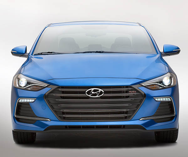 2017 Hyundai Elantra Sport Packs 200hp, Suspension Upgrade