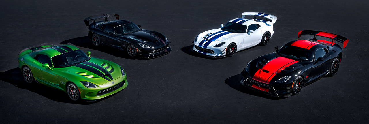 Dodge Sells out of 2017 Special Edition Vipers