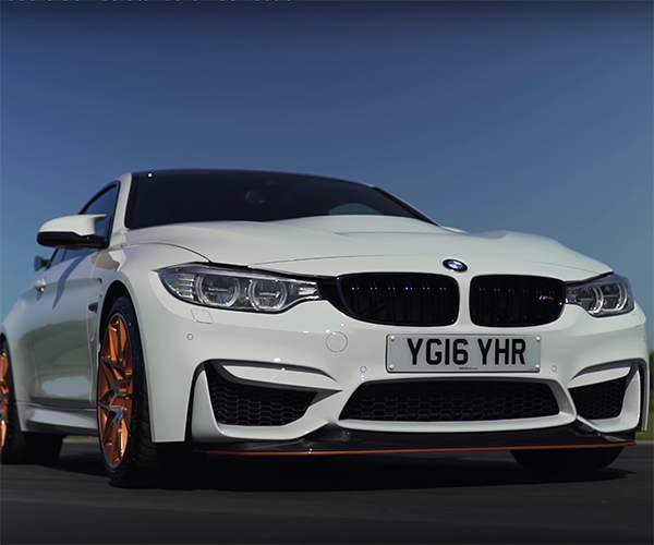 The Best BMW M on the Market Has a Growl for the Ages