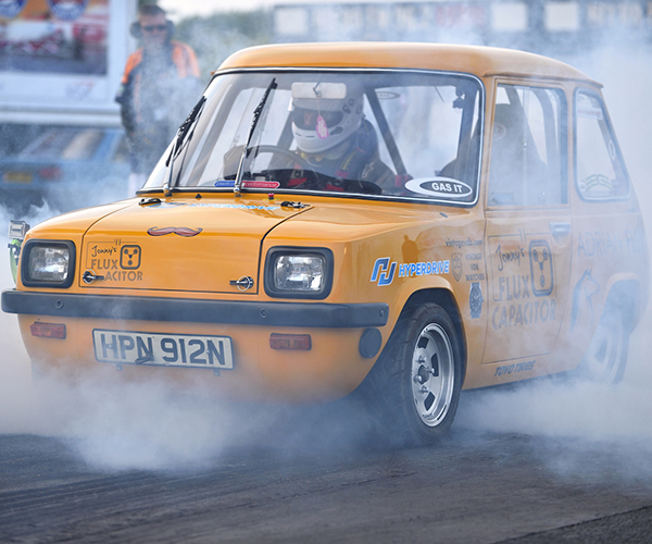 Tiny '70s Enfield 8000 EV Mod Can Humble Supercars