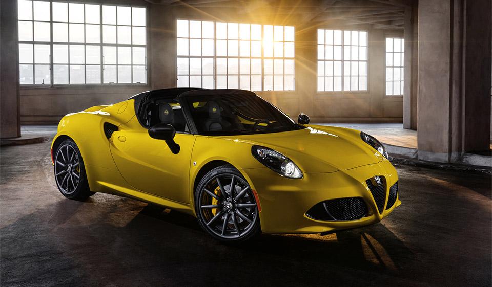 Alfa Romeo May Kill 4C by 2020: NOOOOOOOOOOOO