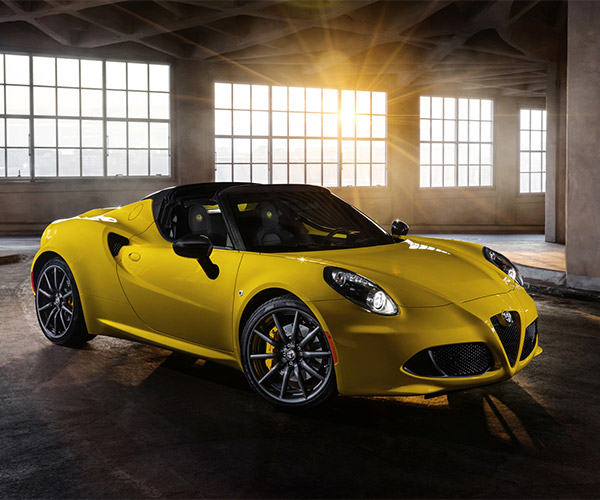 Alfa Romeo May Kill 4C by 2020: NOOOOOOOOOOOO
