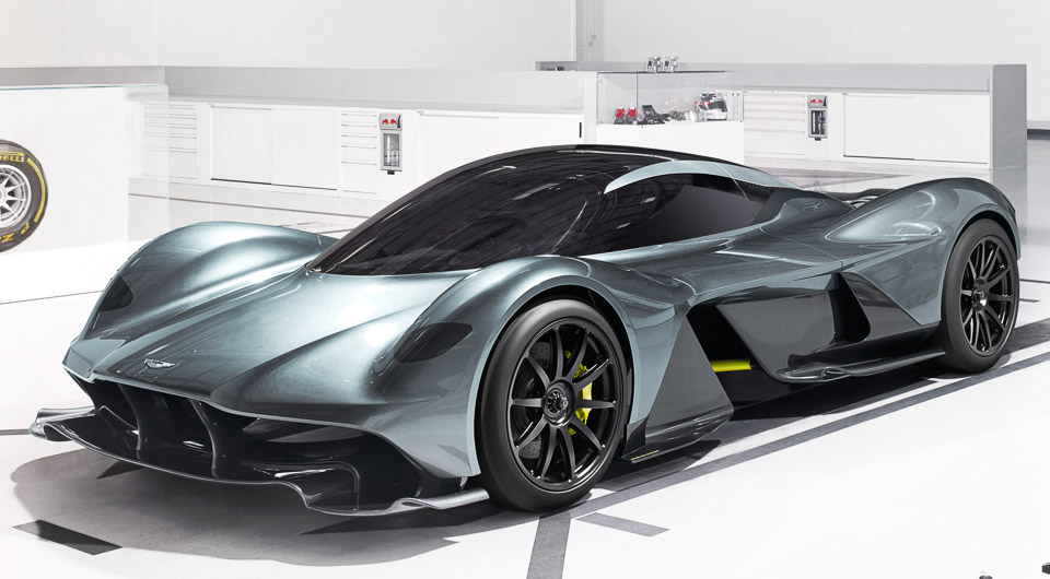 Aston Martin Red Bull AM-RB 001 Promises 1:1 Power Ratio