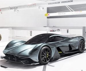 Aston Martin Red Bull AM-RB 001 Promises 1:1 Power Ratio