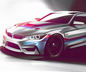 BMW M4 GT4 is the Latest Factory Race Car
