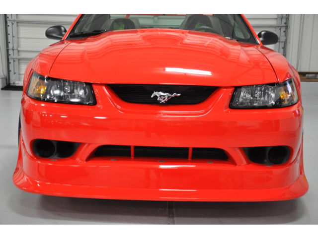 2000 cobra r mustang with 85 miles for sale. Black Bedroom Furniture Sets. Home Design Ideas