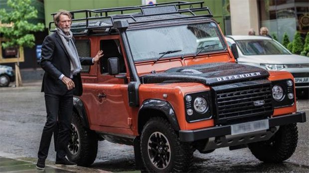 Billionaire Could Help Bring Back Land Rover Defender