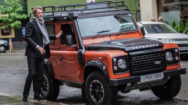 Billionaire Could Help Bring Back Land Rover Defender