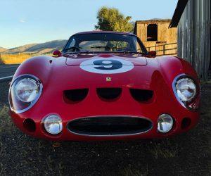 Rare 1963 Ferrari 330 LMB Could Fetch $30M