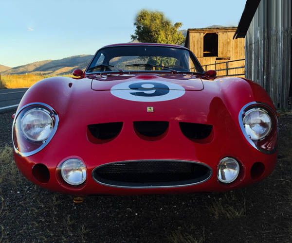 Rare 1963 Ferrari 330 LMB Could Fetch $30M