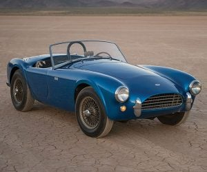 The Very First Shelby Cobra Going up for Auction