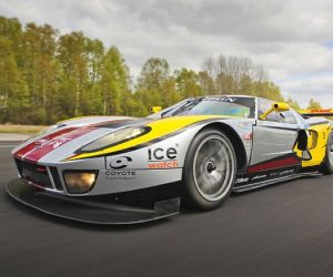 Matech Ford GT1 Racecar Turns up on eBay