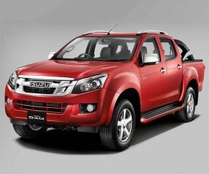 Mazda and Isuzu Team for New Truck