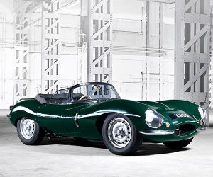 Freshly-Minted Jaguar XKSS Coming to LA Auto Show