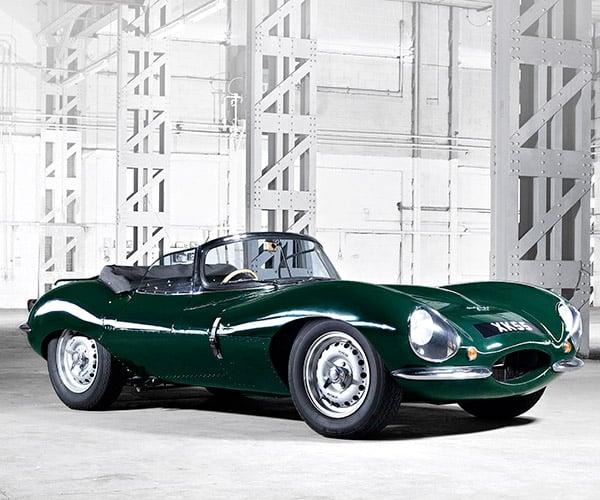 Freshly-Minted Jaguar XKSS Coming to LA Auto Show