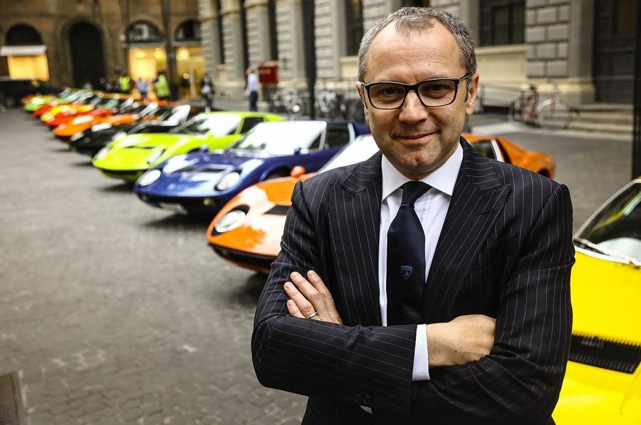 Lamborghini CEO Says V12 Will Soldier on