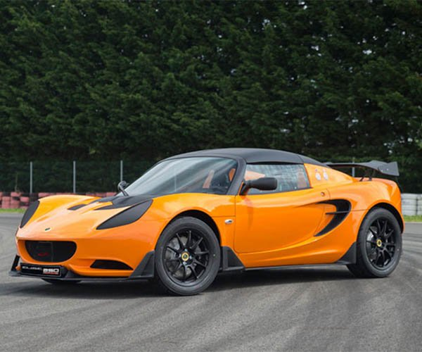 Lotus Elise Race 250 Ready for Track Day Fun
