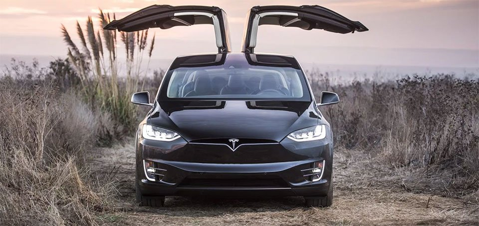 Cheaper Tesla Model X Uses Software to Cap Battery Usage