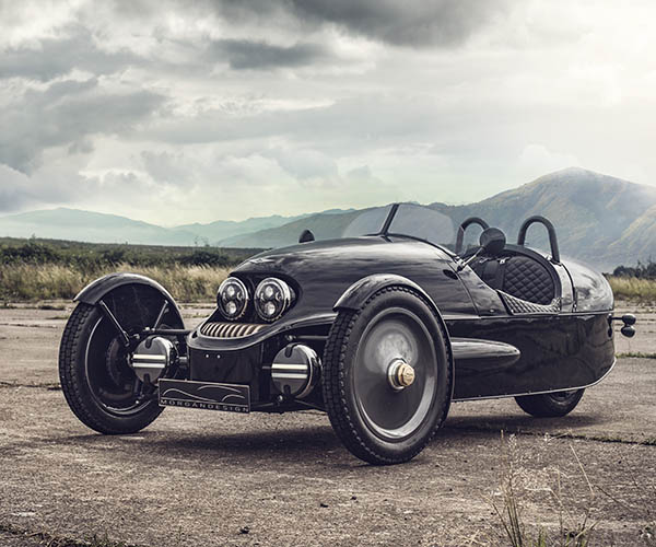 Morgan EV3 Selfridges Edition