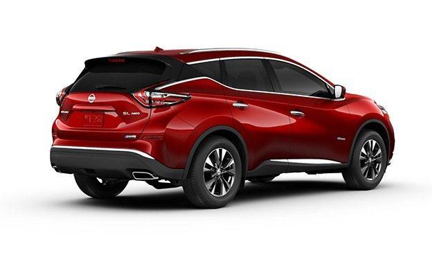 2016 Nissan Murano Hybrid Sneaks onto the Scene