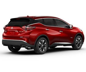 2016 Nissan Murano Hybrid Sneaks onto the Scene