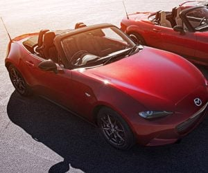 Mazda Eyes Carbon Fiber for Next MX-5