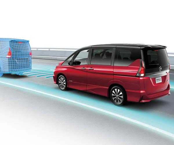 Nissan Debuts ProPILOT Autonomous Technology