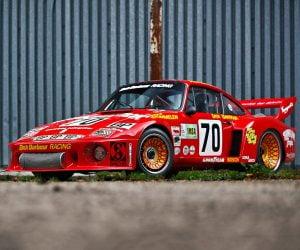 Paul Newman's Porsche 935 Le Mans Racer Heads to Auction