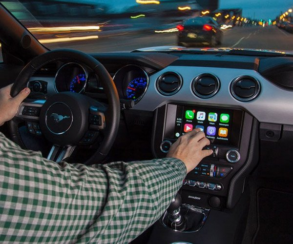 SYNC 3 finds a Home in All the 2017 Fords