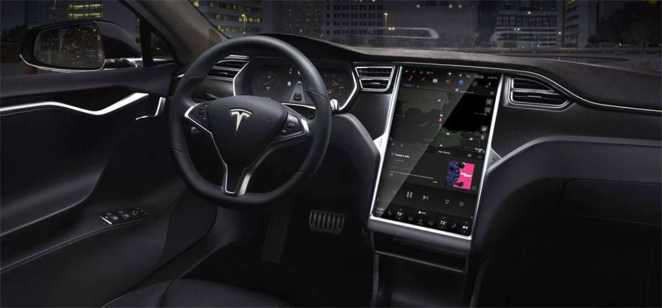 Tesla 8.0 Beta Update Brings UI Changes, Autopilot Improvements