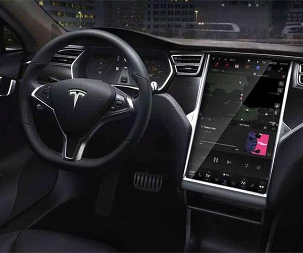 Tesla 8.0 Beta Update Brings UI Changes, Autopilot Improvements