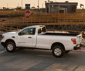Nissan Unveils 2017 Titan Single Cab Trucks
