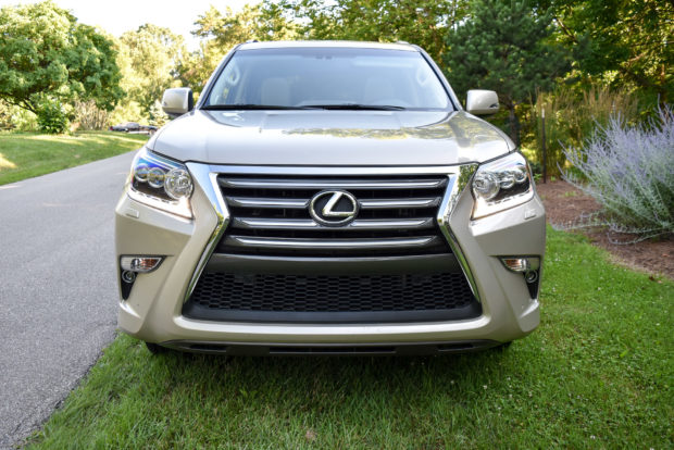 Review 2016 Lexus Gx 460