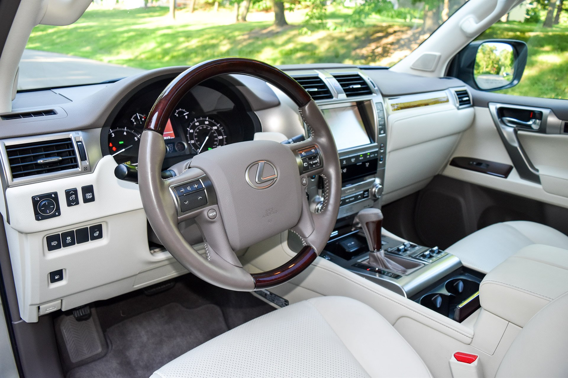 Review: 2016 Lexus GX 460