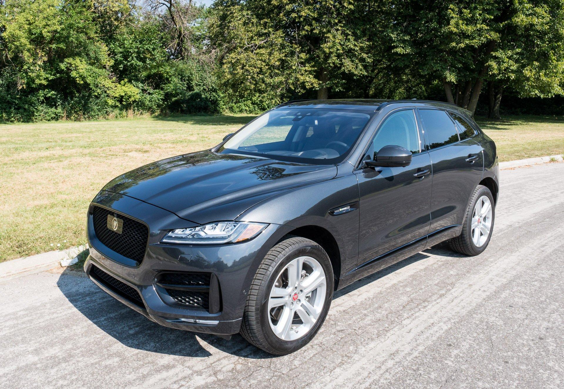 review 2017 jaguar f pace 35t r sport 95 octane