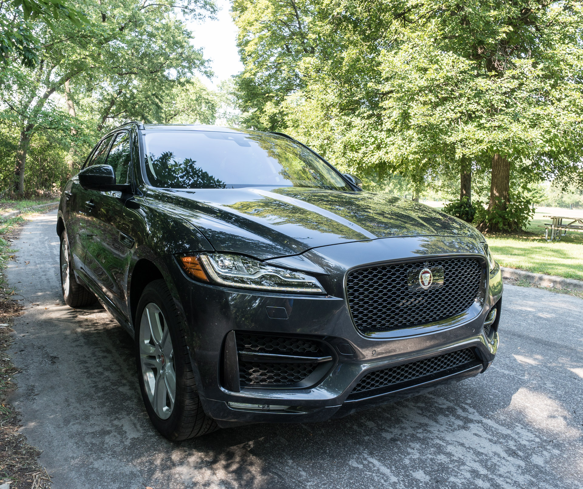 Jaguar Sport: Review: 2017 Jaguar F-PACE 35t R-Sport