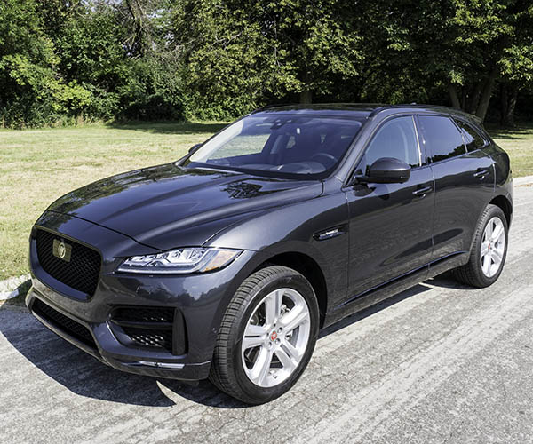 review 2017 jaguar f pace 35t r sport the thrill of driving. Black Bedroom Furniture Sets. Home Design Ideas