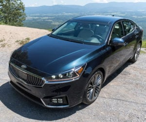 First Drive Review: 2017 Kia Cadenza SXL