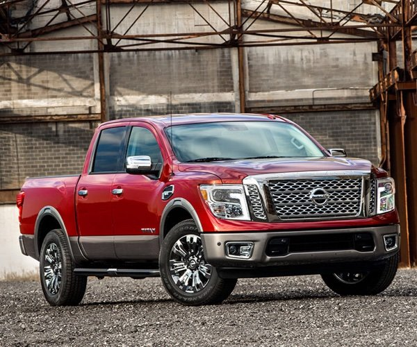 2017 Nissan Titan and Titan XD Get the Best Truck Warranty