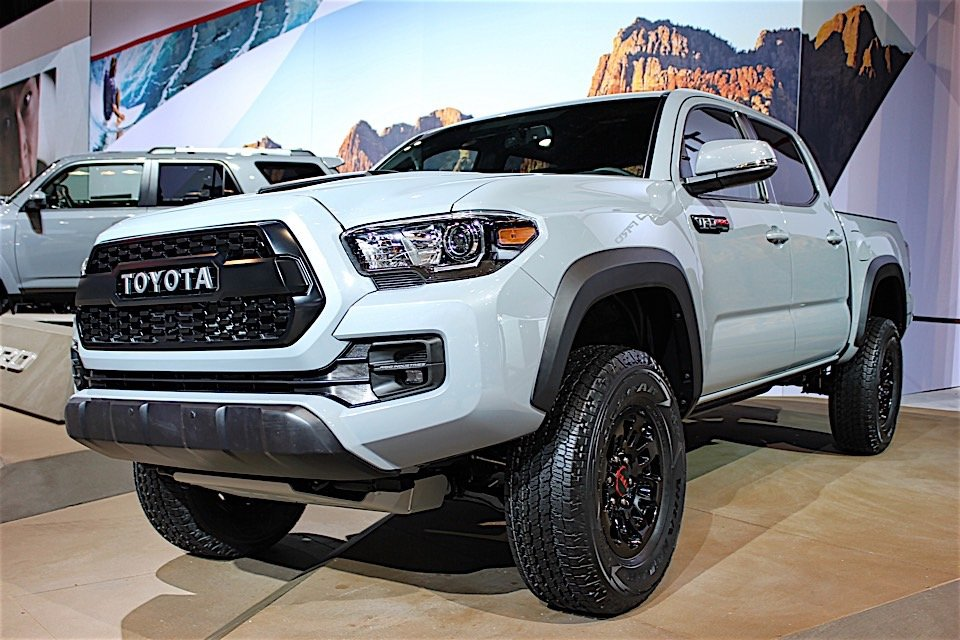 2017 toyota tacoma trd pro price revealed 95 octane. Black Bedroom Furniture Sets. Home Design Ideas