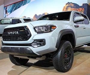 2017 Toyota Tacoma TRD Pro Price Revealed
