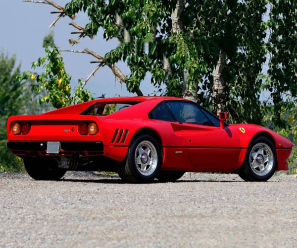 This Ferrari 288 GTO Would Make Magnum P.I. Jealous