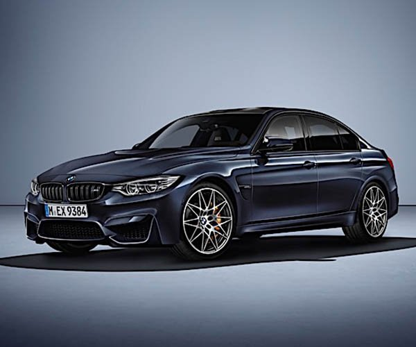 BMW Celebrates 30 Years of M3 with Special Edition