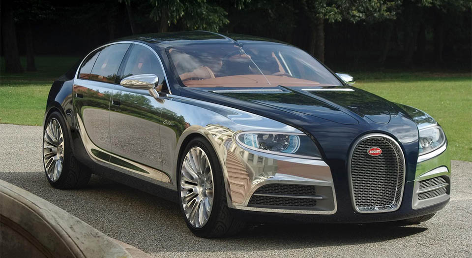 Bugatti Galibier Luxury Sedan Might Get Built After All