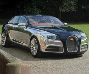 Bugatti Galibier Luxury Sedan Might Get Built After All
