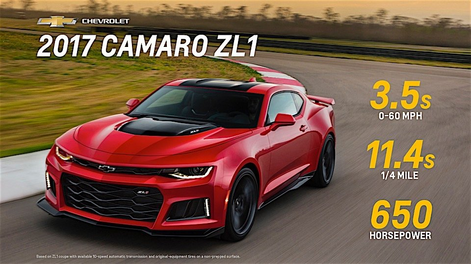 chevy camaro zl1 horsepower and price get official 95 octane. Black Bedroom Furniture Sets. Home Design Ideas